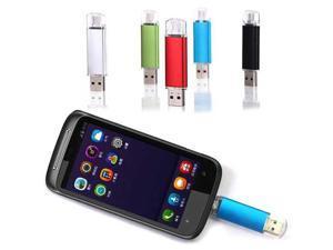 Smart Phone Tablet PC USB Flash Drive 8GB 16gb 32GB pen drive OTG external storage micro memory drive memory stick disk usb 2.0