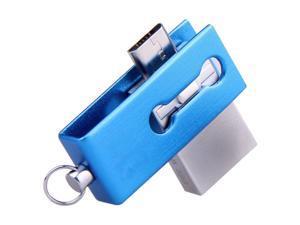 Mini Rotate OTG USB flash drive 8GB 16GB 32GB 64GB usb flash card for Android Smartphone pen drive OTG usb stick memory drive