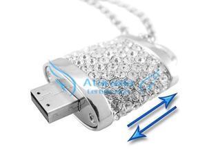 Crystal Lock USB Flash Drive USB Stick USB 3.0 PenDrive 4G 8G Flash Card 16G 32G Pen Drive USB Flash Memory Stick Flash Stick