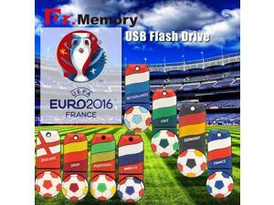 soccer usb flash drive National team pen drive cool usb stick Football fans flash card 16gb pendrive 8gb 32GB 64GB thumbdrives