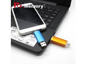 OTG USB flash drive 4g/8g/16g/32g Smart Phone Tablet PC pendrive OTG real capacity OTG U disk 64g usb stick USB card usb2.0