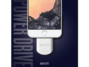 MIXZA MFI Certification For iphone otg Usb Flash Drive 64gb Usb Stick 32gb Pen Drive 16gb For IPhone/Ipod/ipad Air/ipad Mini/Mac