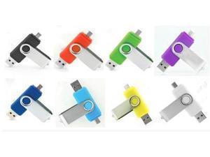 Hot Summer Tablet PC USB Flash Drive OTG external storage micro usb drive of Smart Phone memory stick pendrivers S248
