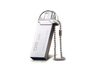 DM PD009 OTG USB 3.0 100% 64G 32G 16G USB Flash Drive OTG Smartphone Pen Drive Micro USB Portable Storage Memory Metal USB Stick