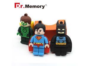 pen drive batman usb stick usb flash drive 32g/4g/8g/16g flash stick usb2.0 flash card super man usb flash