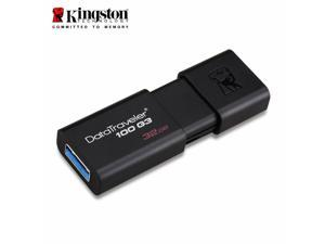 100% Original Kingston USB Flash Drive 32GB USB 3.0 DT100G3 8GB 16GB 32GB USB Stick 5 YEAR WARRANTY