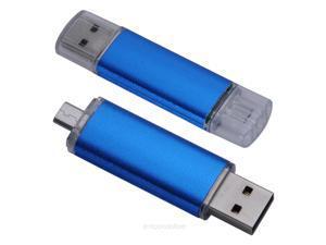 16GB Smart Phone Tablet PC USB Flash Drive pen drive OTG external storage usb drive memory stick usb 2.0