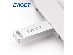 EAGET U60 USB3.0 16GB 32GB 64GB Metal USB Flash Drive USB Stick Pendrives 16 GB 32 GB 64 GB Pen Drive Waterproof Encryption