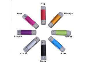 OTG USB Flash Drive 32GB USB Pen Drive 16GB 8GB 4GB Pen Drive OTG external Micro USB Stick Memory Stick USB 2.0 Flash Card