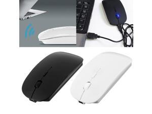 Portable Rechargeable Bluetooth 3.0 Wireless Mouse For Laptop PC Tablets est