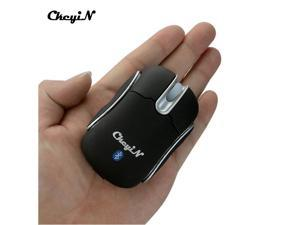 Original Ckeyin Wireless Bluetooth 2.0 Optical Mouse 1000DPI for Laptop Notebook Tablet PC Android 4.0 Phone BM03H LR59