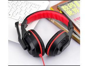 Skype Gaming Game Stereo Headphones Headset Earphone PC Laptop KANGLING 770 Black&RED
