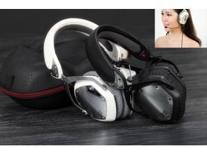 V MODA Crossfade LP Over the Ear DJ Hi Fi 3.5mm Headphones Rock Powerful With Mic Pk major For Amplifier iphone Samsung