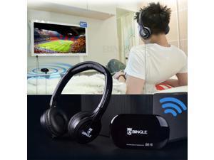 BOriginal Bingle B616 Multifunction stereo Wireless with Microphone FM Radio for MP3 PC TV Audio Headset Headphones