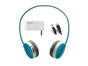 Rapoo Wireless Headphones 3.5mm Jack Launcher HD Headset earphones for TV Computer Phone auriculares fones de ouvido headphones