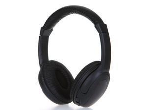 BPrice 5 in 1 Hi Fi Wireless Headphones Earphone Headset for PC Laptop TV FM Radio MP3