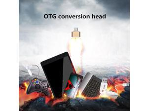 Micro USB To USB OTG Adapter 2.0 Converter For Android Samsung Tablet Pc Mouse Keyboard USB OTG Cable HTC LG Sony Android Phone