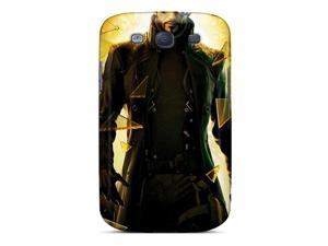 Fashion TDK2741cviO Case Cover For Galaxy S3(deus Ex Human Revolution)