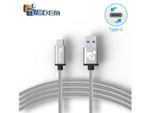 TIEGEM Type C Cable For Oneplus 2 ZUK Z1 Z2 Usb 3.1 Type C Fast Charge USB 3.0 USB C Cable For Huawei P9 For HTC M10 Xiaomi 5 4s