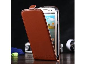 Genuine Real Leather Case For Samsung Galaxy S3 / S6 / S7 Luxury Retro Phone Accessories Cases Flip Cover For Galaxy SIII i9300
