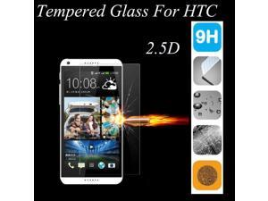 2.5D 9H For HTC Tempered Glass Screen Protector For HTC Desire 601 616 620 626 816 One S mini m4 M7 M8 M9 Phone Cases Film