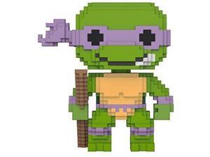 Pop 8-bit: Teenage Mutant Ninja Turtles-donatello (Funko)