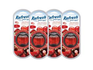4-Pack  Refresh Diffuser Very Cherry