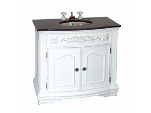 37â Bathroom Vanity Marble Sink Travertine Counterop | Renovators Supply
