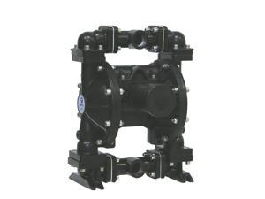 "Double Diaphragm Air Pump PII.200A Chemical Industrial Aluminum 2.00"" NPT Inlet / Outlet"