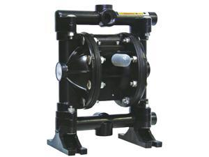 """Double Diaphragm Air Pump PII.75A Chemical Industrial Aluminum 3/4"""" NPT Inlet / Outlet"""