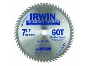 American Tool 25530 7-1/4-Inch 60 Tooth ATB Plywood and Finishing Saw Blade
