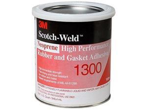 Rubber and Gasket Adhesive Yellow 3M 19871