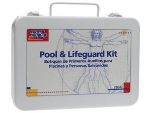 First Aid Only 280-U/FAO 16 Unit Lifeguard First Aid Kit, Metal Case