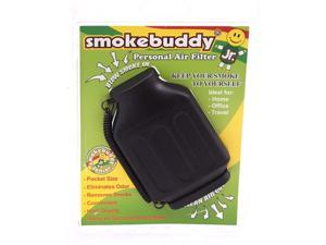 Smoke Buddy Jr. Personal Air Purifier Cleaner Filter Removes Odor - Black