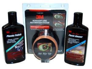 Headlight Restoration Kit 3M POLISHING_KIT
