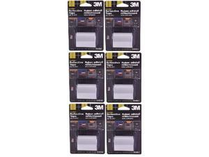 Reflective Tape Silver 3M 3456, 6-Pack