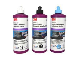Compound and Polishing Kit 3M 3M Compound Kit
