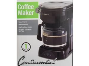 Continental Electrics CE23629 Coffee Maker