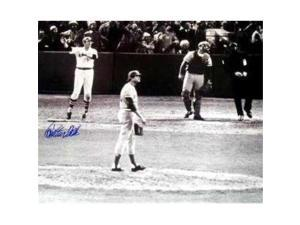 Autograph Warehouse 74389 Carlton Fisk Autographed Photo Boston Red Sox 1975 World Series Game 6 Win