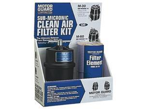 Motorguard 396-M-26-KIT Sub-Micronic Compressed Air Filter|Clean Air Filter Kit 1-4Npt