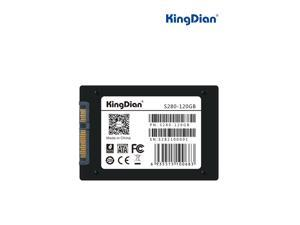KingDian Killer Series 2.5 Inch SATAIII TLC 120GB Internal Solid State Disk (SSD)/S280120GB