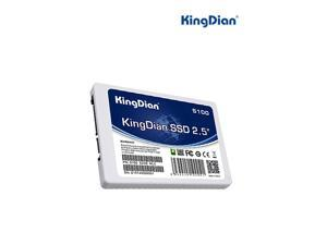 "KingDian S100 2.5"" 32GB SATA II Internal Solid State Drive (SSD) For PC/Desktop/POS/ATM (S100 32GB)"