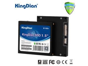 KingDian S100+ Series 32GB 1.8 Inch SATAII Internal Solid State Drive (SSD) (S100+ 32GB)