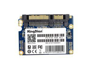 KingDian 8GB SATA III 6Gb/s Half Slim,MLC flash, SSD Solid State Drive  (H100 8GB)