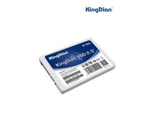 "KingDian 2.5"" 8GB SATA II MLC Internal Solid State Drive (SSD) For Laptop or Desktop (S100 8GB)"