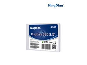 KingDian S100 Series 16GB 2.5 Inch SATAII Internal Solid State Drive (SSD) For Computer/POS/ATM  (S100 16GB)
