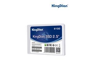 Original Brand SSD of KingDian 8GB 16GB 32GB SSD 2.5' SATAII Internal Solid State Drive SSD For Desktop/Laptop (S100 8GB)