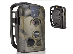 12mp LTL Acorn 5210a Stealth Trail Scouting Deer Hunting Game Spy Wildlife Camouflage Infrared Digital Video Camera 940nm Blue Led (Camo Green)