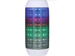 Y35 Wireless Mini Bluetooth Speaker With Led Color Changing Lights Portable Hand-Free Call Hi-fi Surround Stereo Subwoofer System For Smartphones, Pads, Laptops, Mp3, Mp4, Computer
