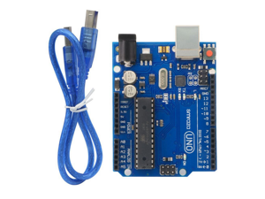 UNO R3 Atmega328p Development Board + USB Cable Compatible with Arduino UNO R3 Mega 2560 Nano Robot / New UNO R3 Rev3 Development Board Atmega328p Atmega16u2 AVR USB for Arduino